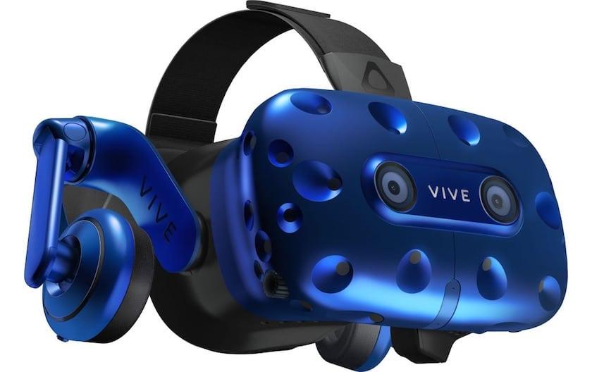 le casque de réalité virtuelle HTC Vive Pro à 499€
