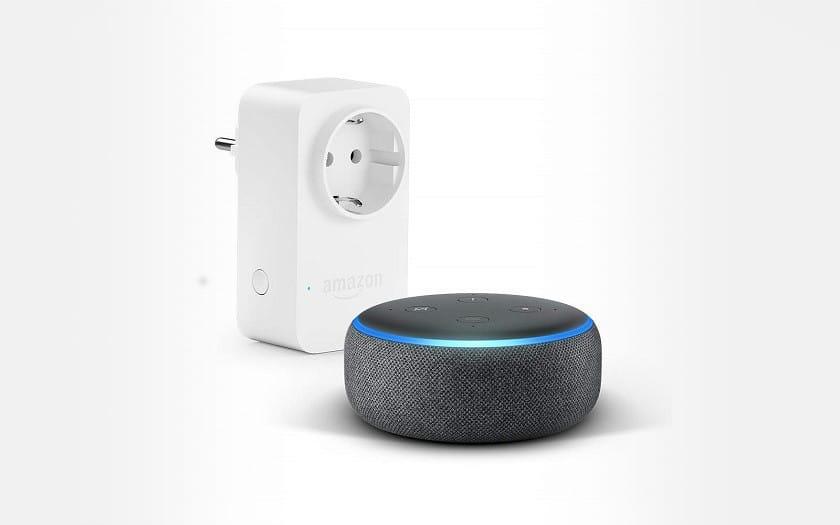 echo dot smart plug