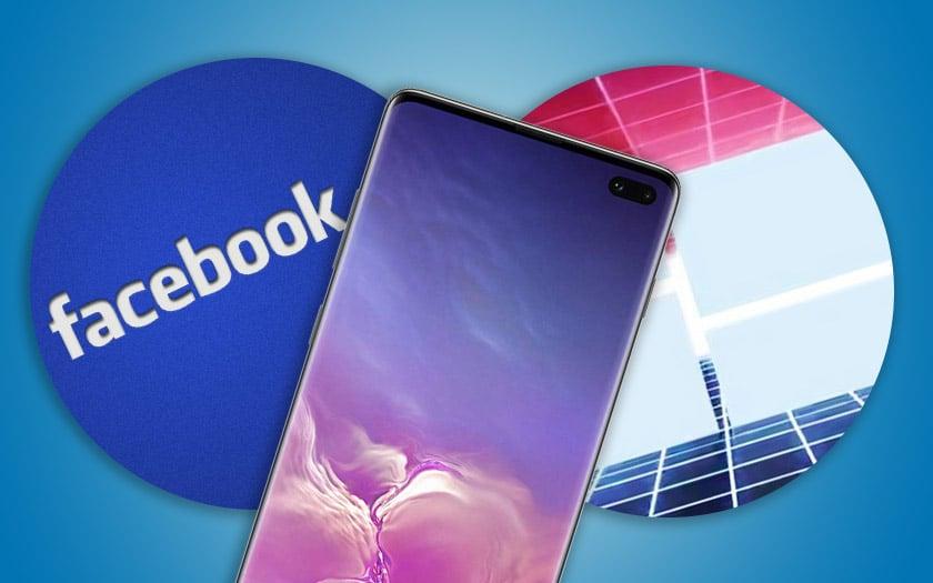facebook panne galaxy s10 ventes microsoft tease windows 1.0