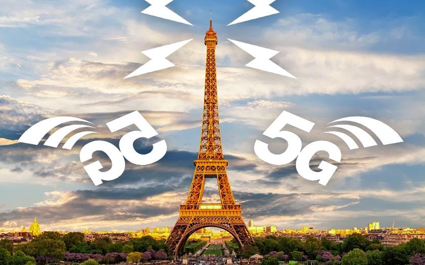 Couverture 5G en France