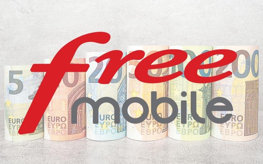 free mobile amende