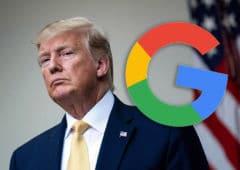 google espionnage donad trump enquete liens chine