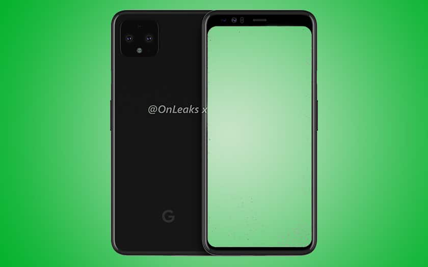 google pixel 4 xl decouvrez design complet video
