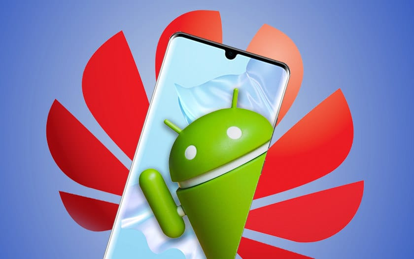 hongmeng os huawei remplacer android smartphones