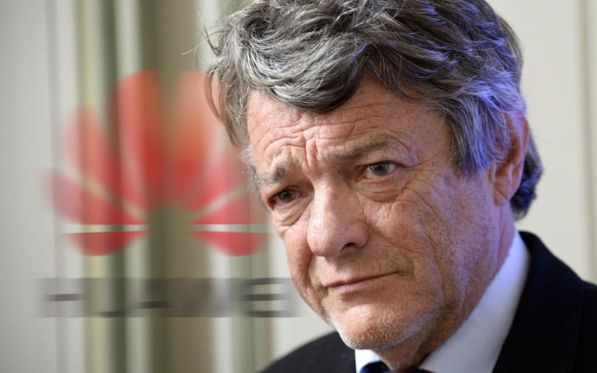huawei france jean louis borloo refuse poste président