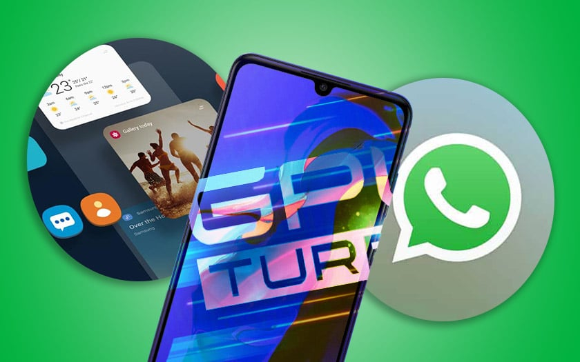 huawei gpu turbo samsung oneui faille whatsapp