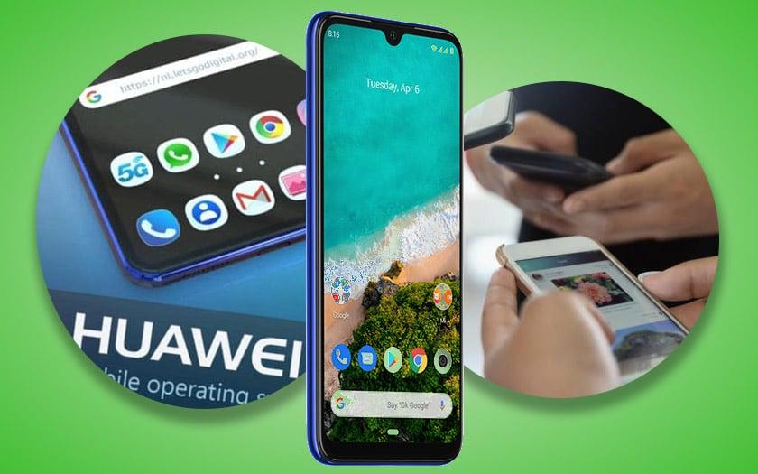huawei remplaçant android harmony bouygues facture appels jamais émis xiaomi mi a3
