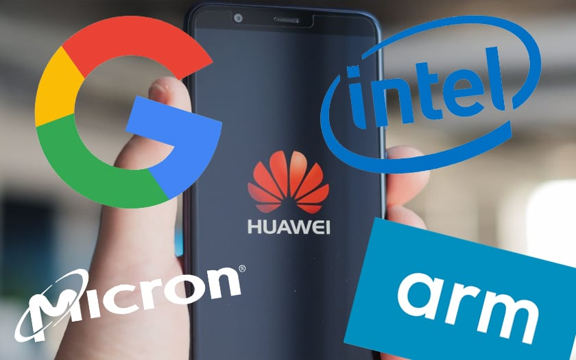 Huawei Google Intel ARM Micron
