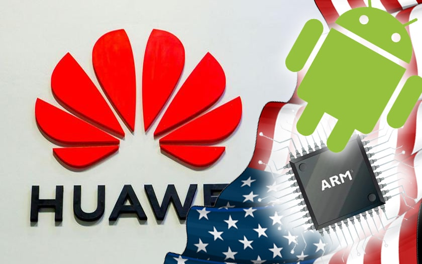 Huawei USA Android ARM