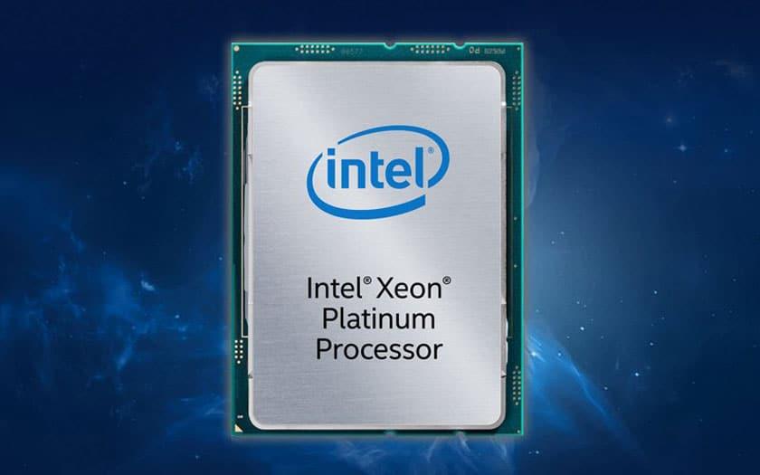 Intel Xeon Platinum 8284 proposé au prix de 14 560 $