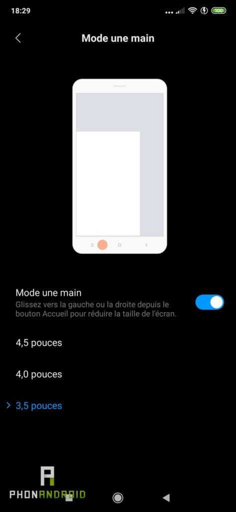 Mi 9T interface