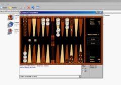 internet backgammon
