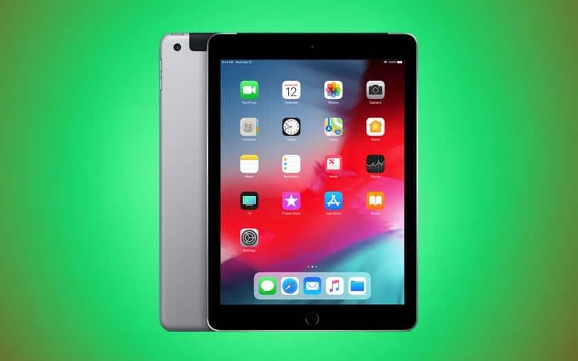 Apple : un iPad 7 avec écran 10,2 pouces à l'automne 2019 ?
