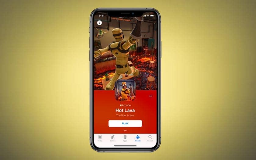 iphone apple arcade