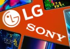 lg sony smartphones