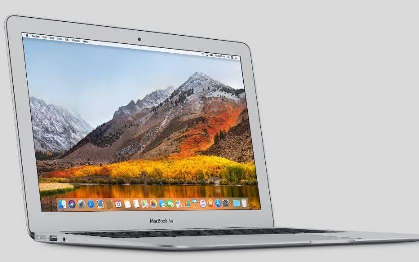 code promo 93cb1 8a889 MacBook Air : Apple remplace gratuitement la carte mère de ...