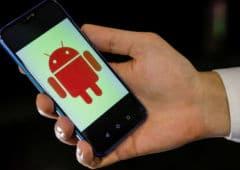 malware android bianlian enregistre écran smartphone