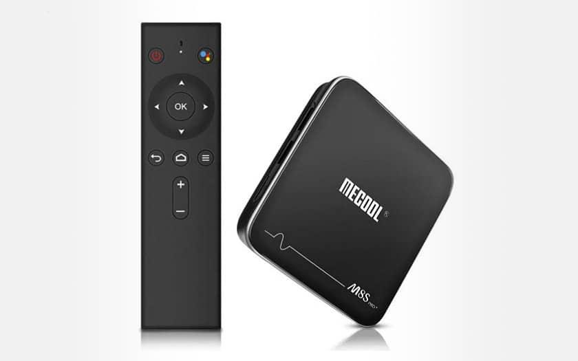 mecool m8S Pro box tv