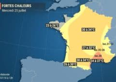 meteo france canicule