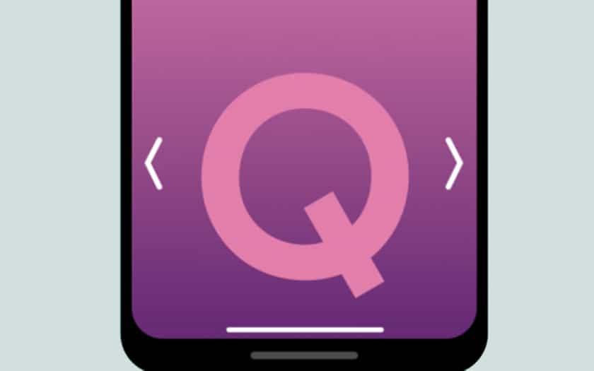Android Q et navigation par geste