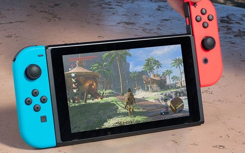 Switch : Nintendo officialise un nouveau modèle avec plus de