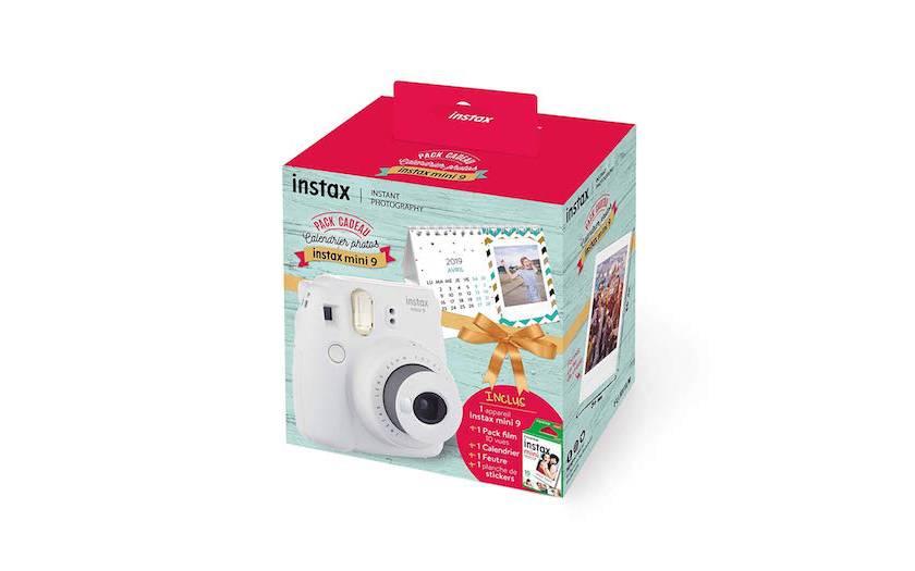 pack Instax Mini 9 Smoky White Calendar à 55,04€
