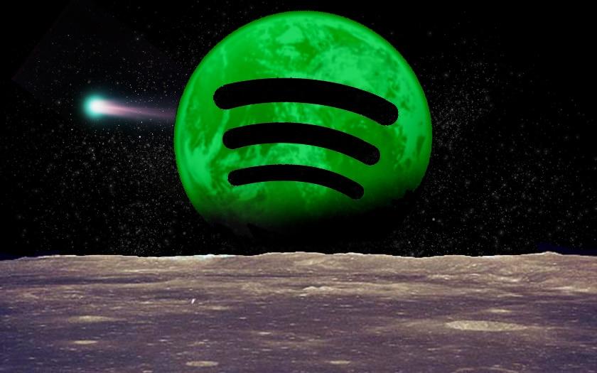 Planète Spotify