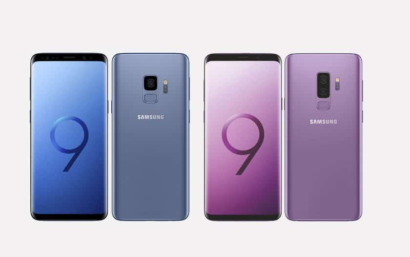 Bon plan Galaxy S9 et S9+