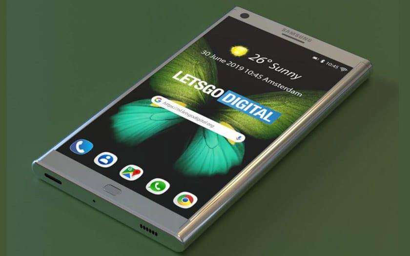 samsung brevet smartphone tablette convertible