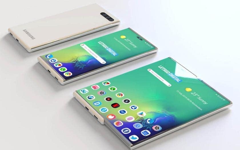 samsung smartphone tablette