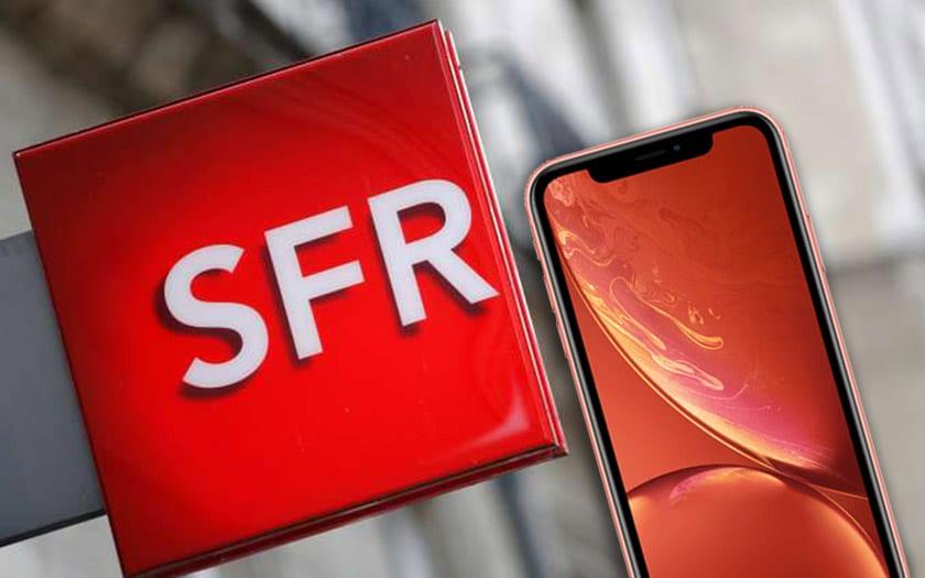 sfr accusé vendre iphone defectueux respecter garantie