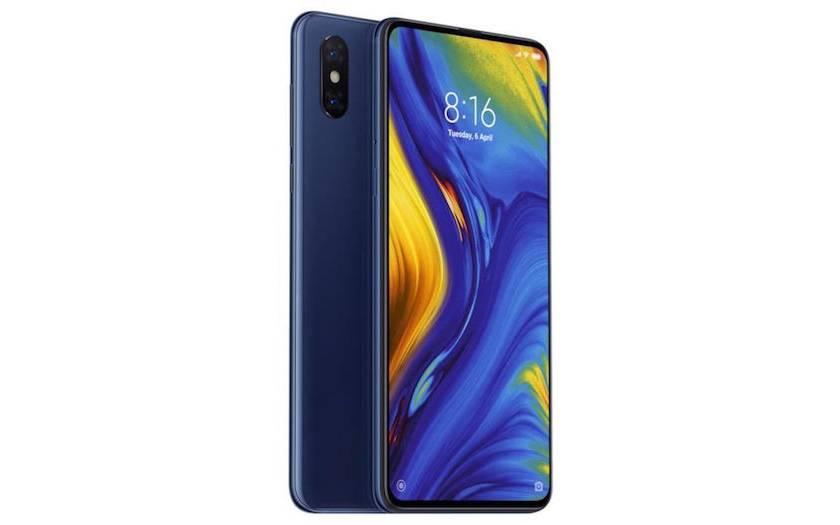 smartphone Xiaomi Mi Mix 3 à 399 €