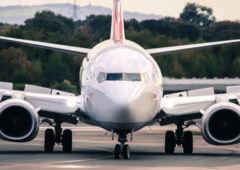 smartphone avion boeing