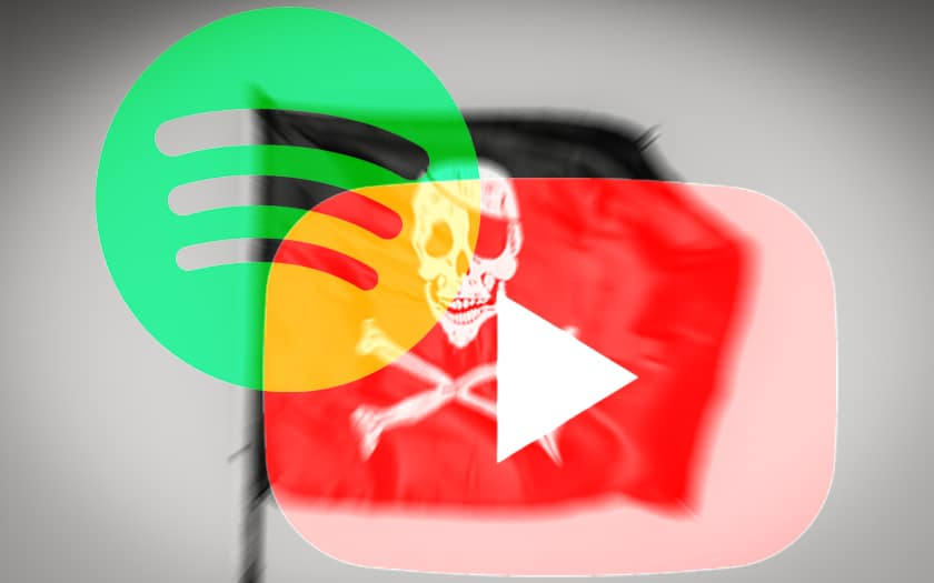 Spotify Youtube Piratage