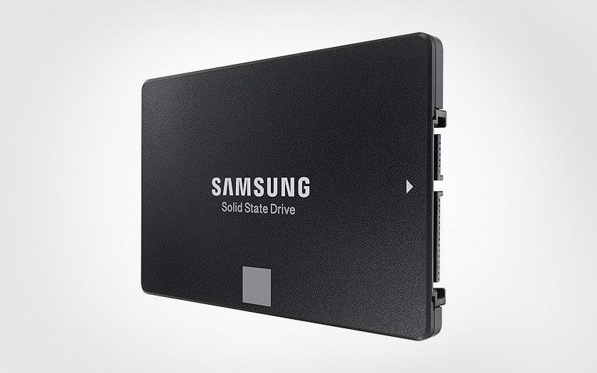 Cyber Monday SSD Samsung 860 Evo