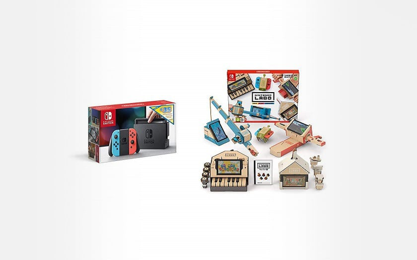 switch kit labo multikit