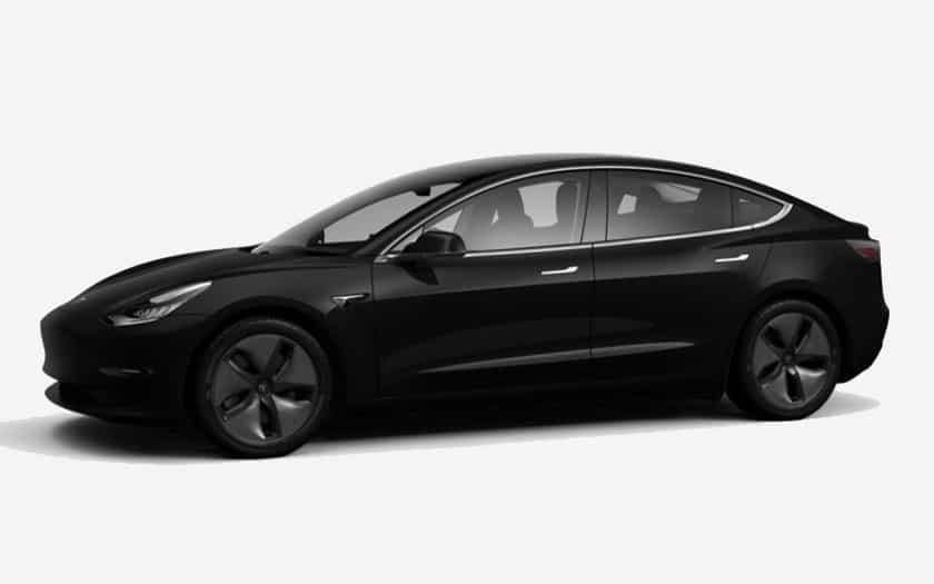Tesla Model 3 baisse de prix