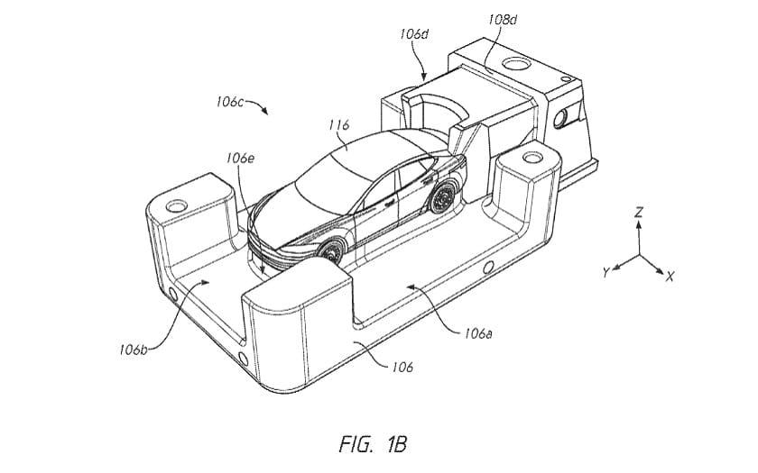 Tesla Model Y brevet