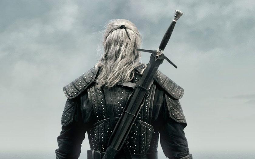 Série The Witcher sur Netflix