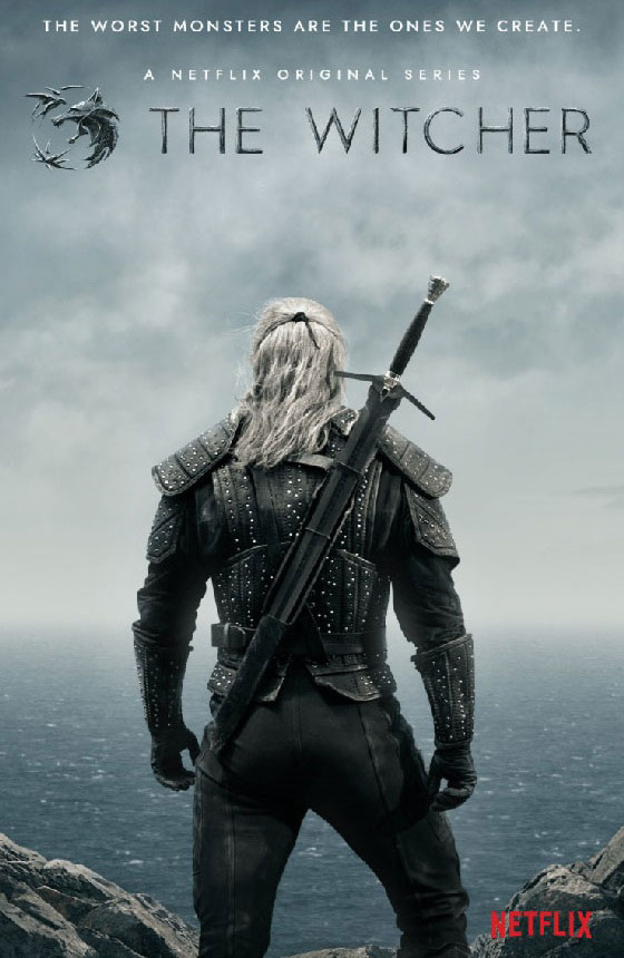 Poster The Witcher Netflix