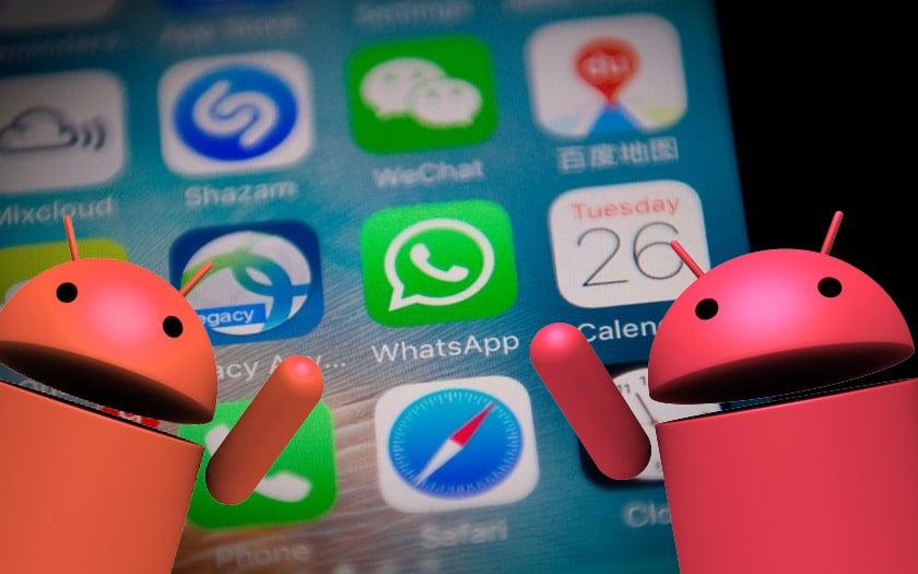 whatsapp malware espion finspy android ios