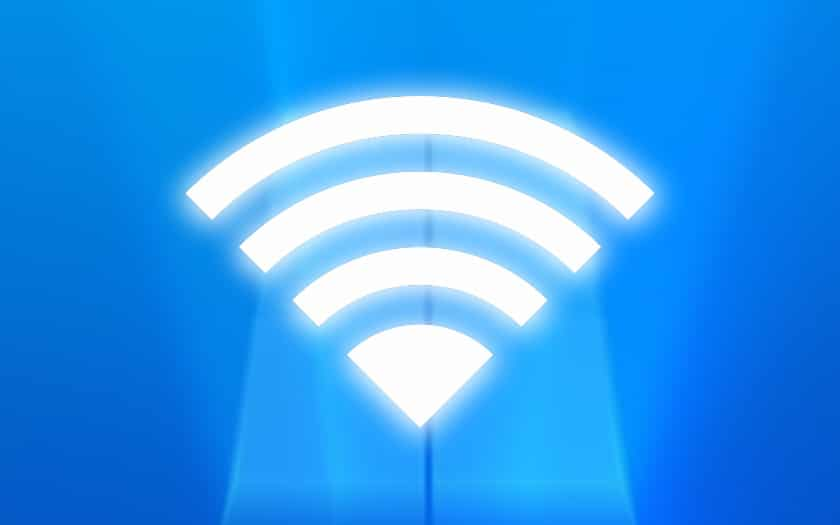 Windows 10 mot de passe wifi