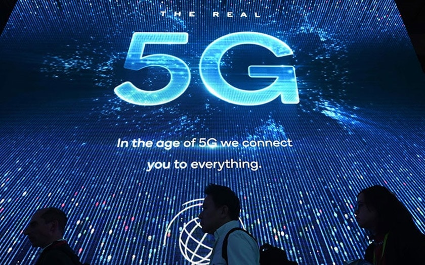 5g huawei 58% population mondiale 2025