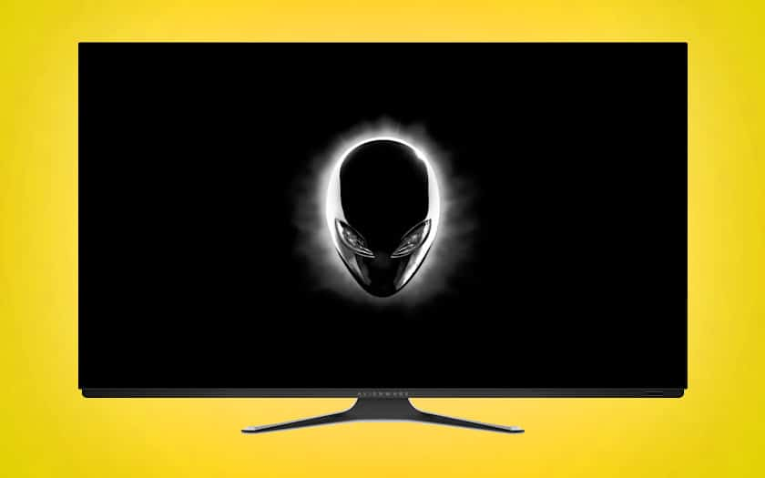 alienware 55 oled