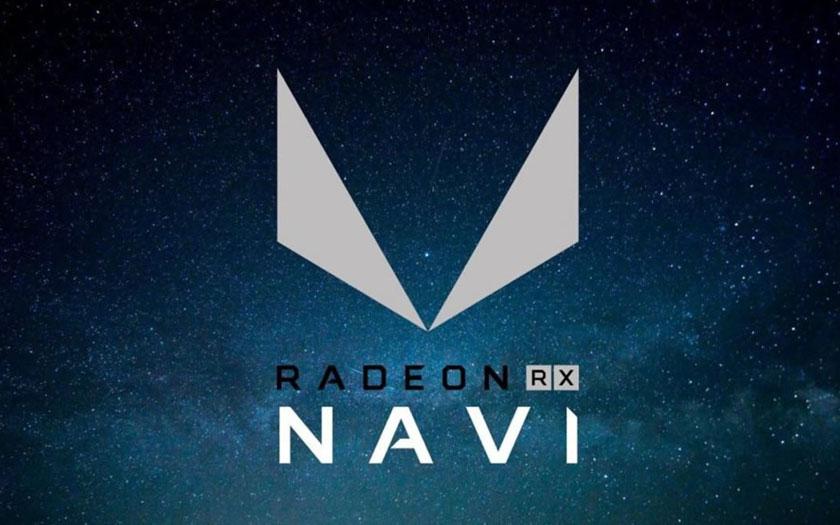 Carte graphique d'entrée de gamme AMD Navi