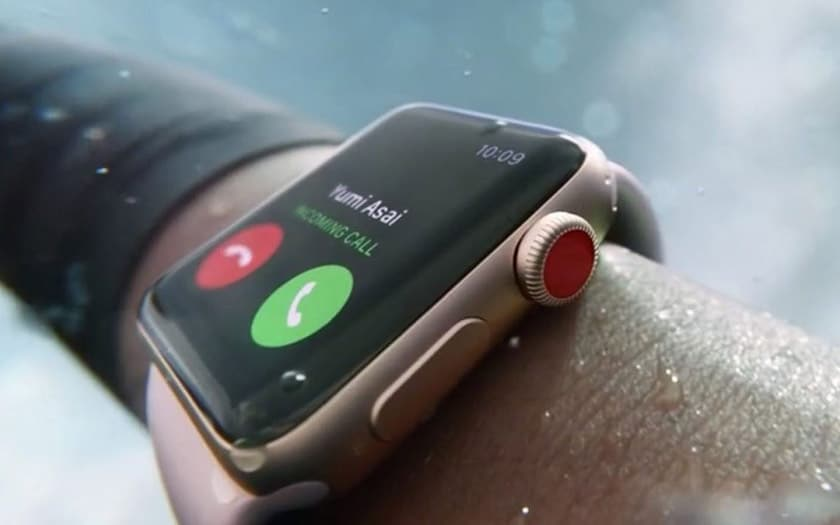 apple watch two weeks lake bottom still working