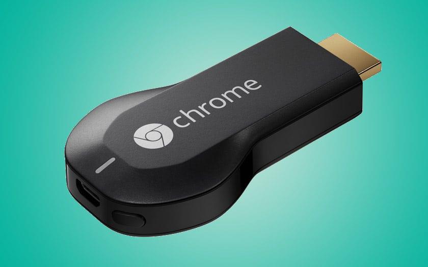 chromecast google fin mises jour majeures