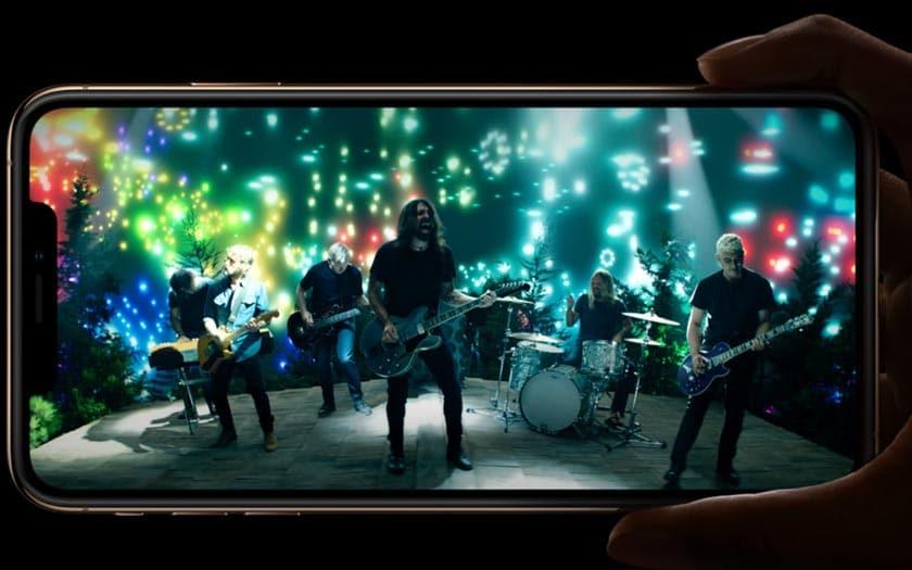 écran iphone xs