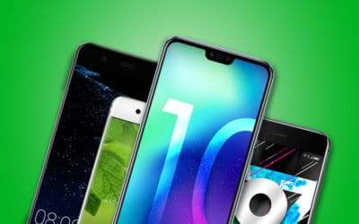 emui 91 huawei deploie mise jour 4 smartphones