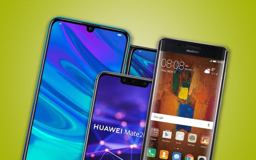 emui 91 huawei promet deployer mise jour smartphones octobre 2019